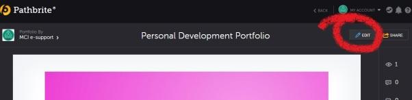 set up portfolio1